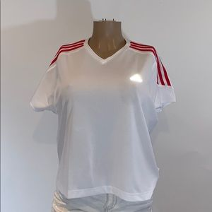 Adidas women's athletic top size XL